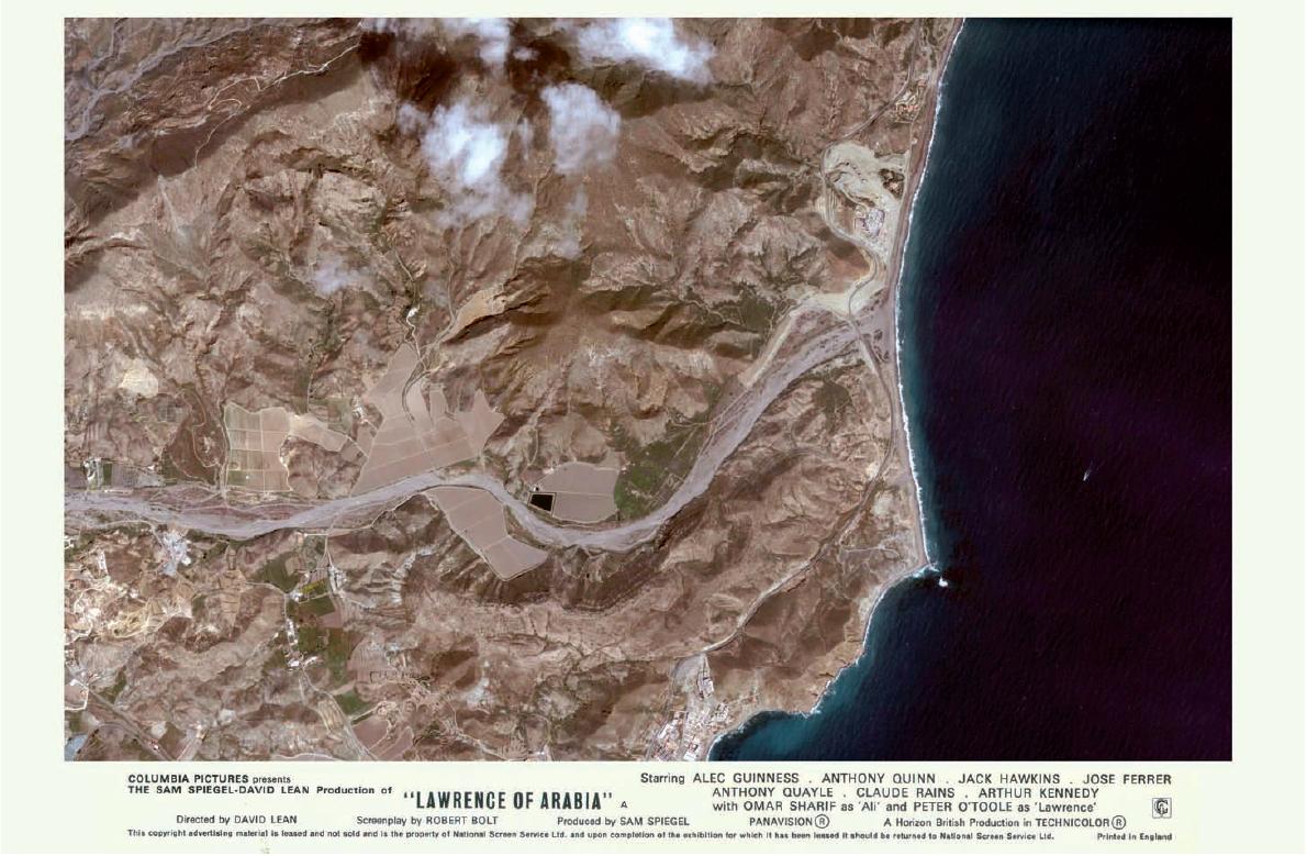 """Lobby Card Aqaba II"",2009, Digital Montage, Inkprint auf Barytpapier, 60 x 40 cm"